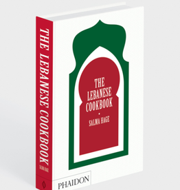 The Lebanese Cookbook (English)