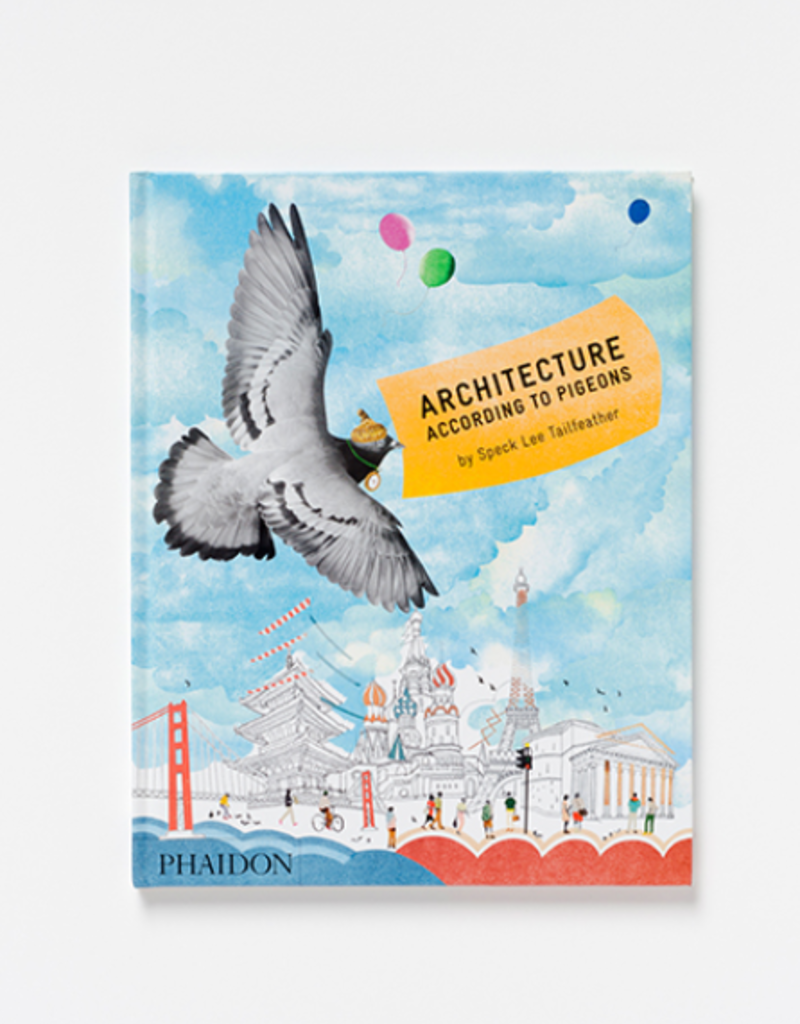 Architecture according to pigeons (English)