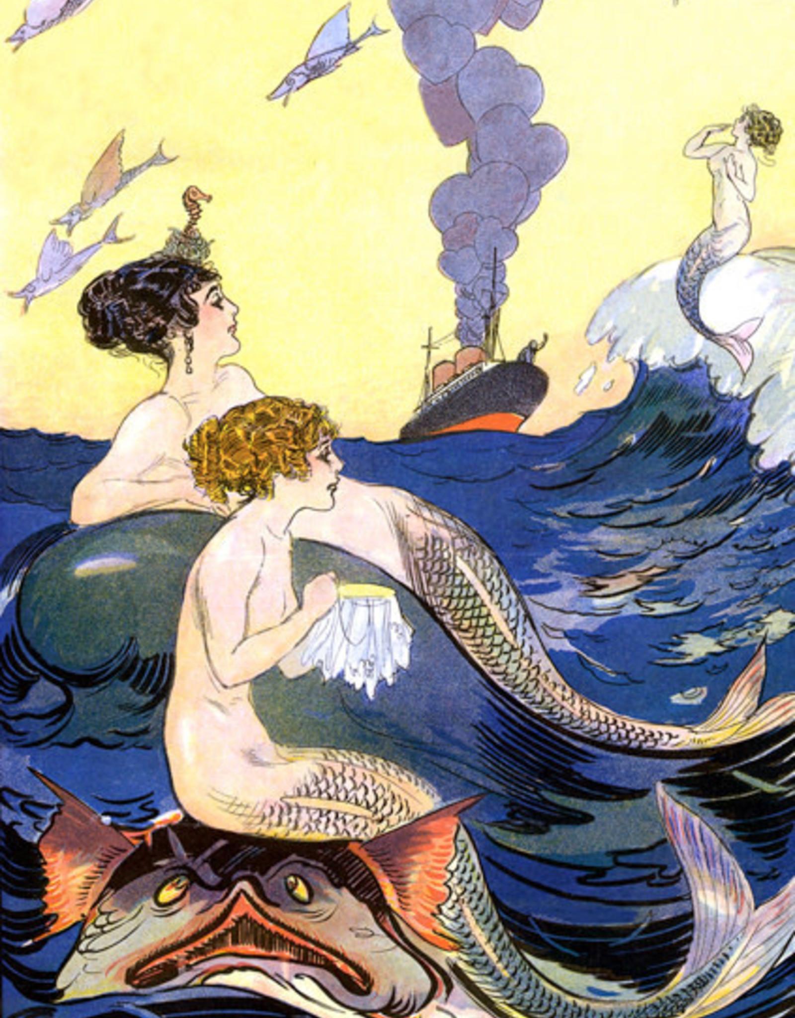 Madame Treacle Kaart 'Mermaids'