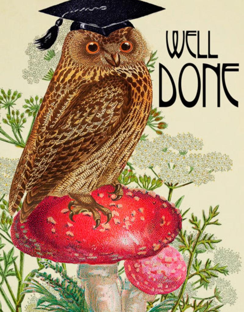Madame Treacle Kaart 'Well Done'