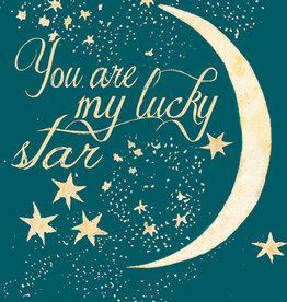 Madame Treacle Kaart 'You are my lucky star'