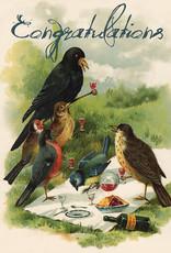 Madame Treacle Kaart groot 'The picnic'