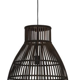 Hanglamp rotan bruin Ø46 cm