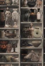 Mind the Gap Behang Greek Pottery - 156 x 300 cm