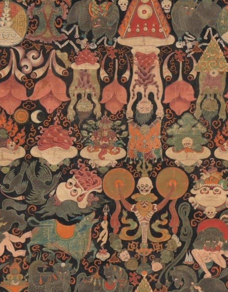 Behang Yama Dharmaraja - 156 x 300 cm