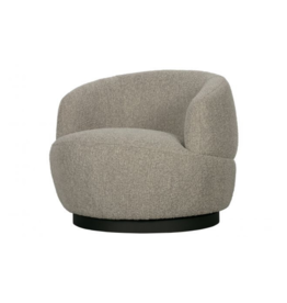 Draaifauteuil Polly - naturel