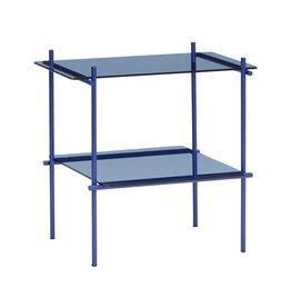 Bijzettafel Blue Glass