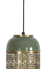 Hanglamp Istanbul L - olijfgroen