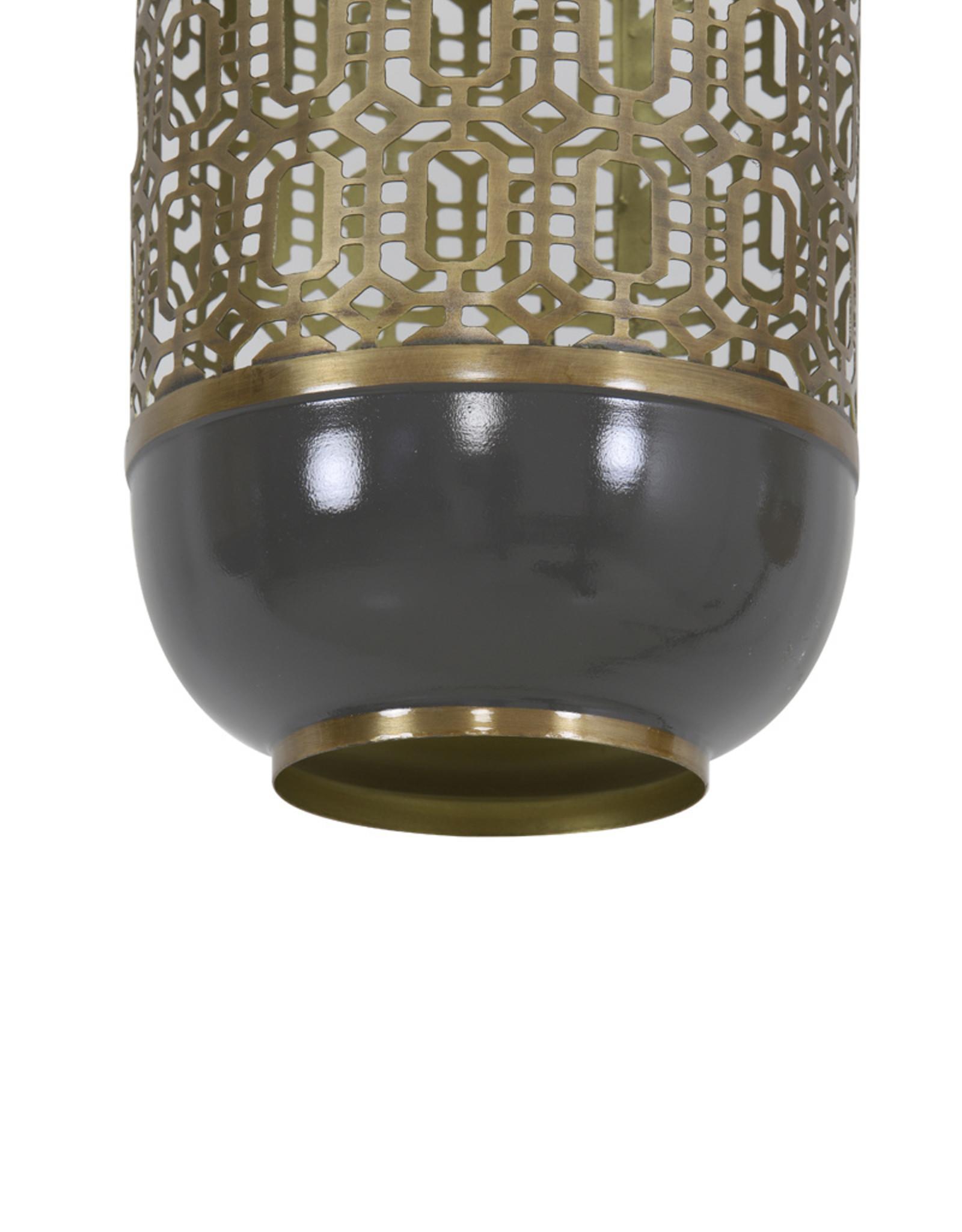 Hanglamp Istanbul M - warm grijs
