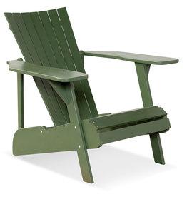 Canada chair - mosgroen