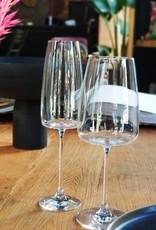 Champagneglas (set v 4) - Trapezium