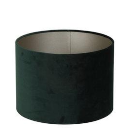 Lampenkap Velvet Forest Green Ø25 cm