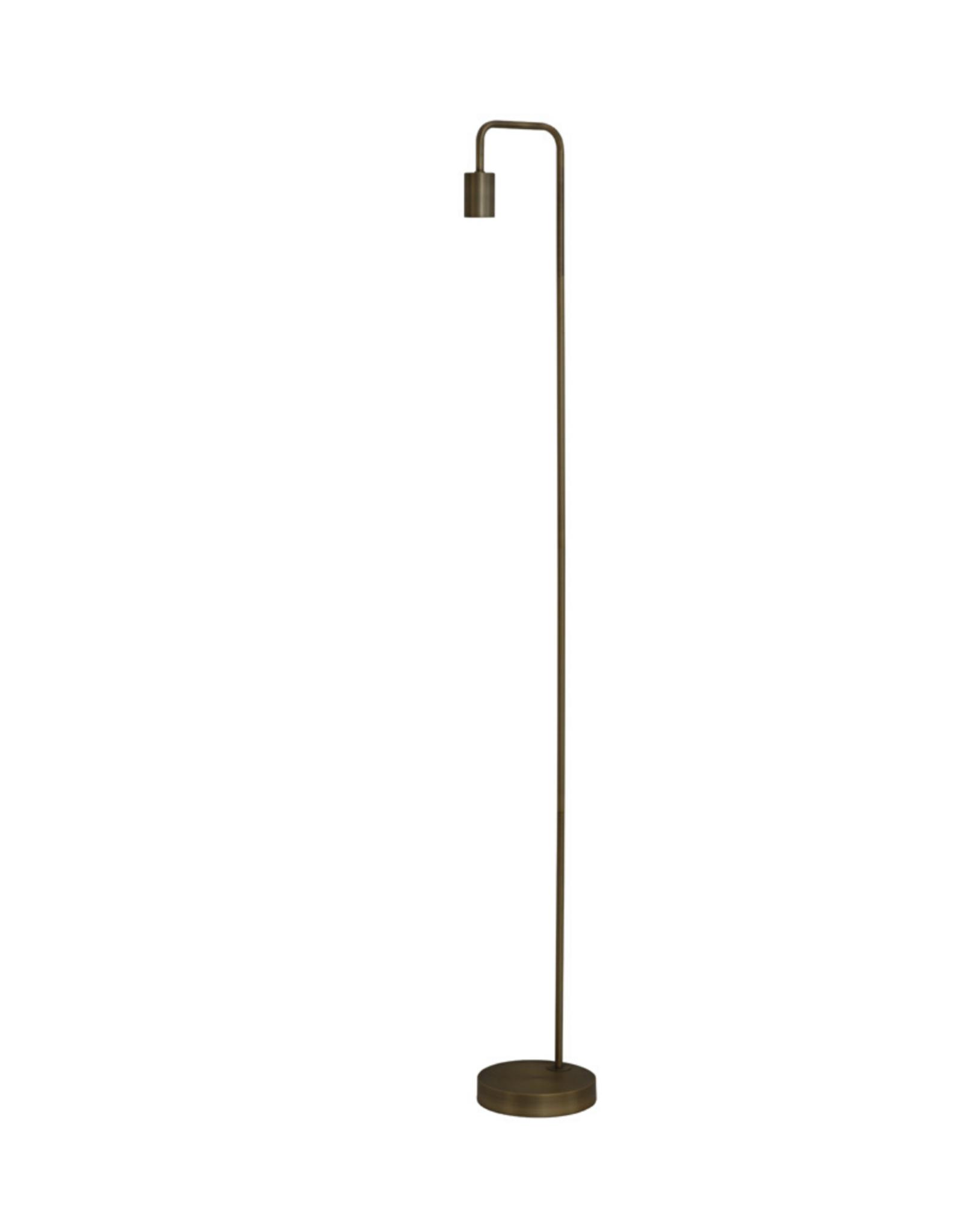 Staanlamp Brons
