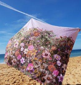 Essenza XL Beach Towel Lilac Flowers