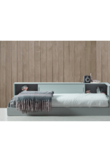 Bed 'Keep it Close' - grijs