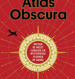 Atlas Obscura (hardcover)