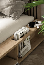 Karup Design Bedframe Ziggy (2 kleuren, 3 maten)