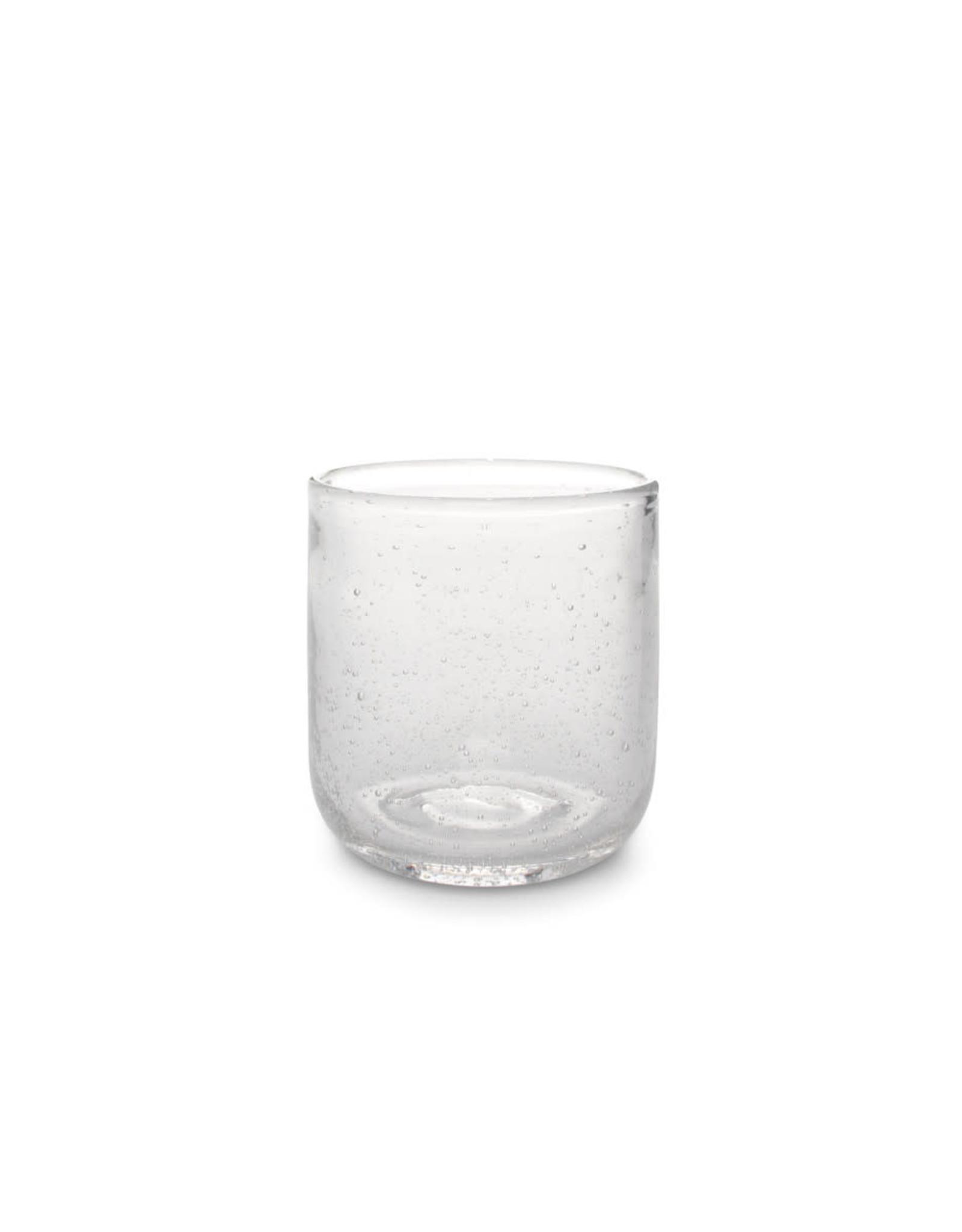 Glas 33 cl Bubble - transparant