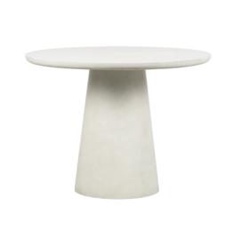 Outdoor Eettafel Fiber Clay Ø 100 cm