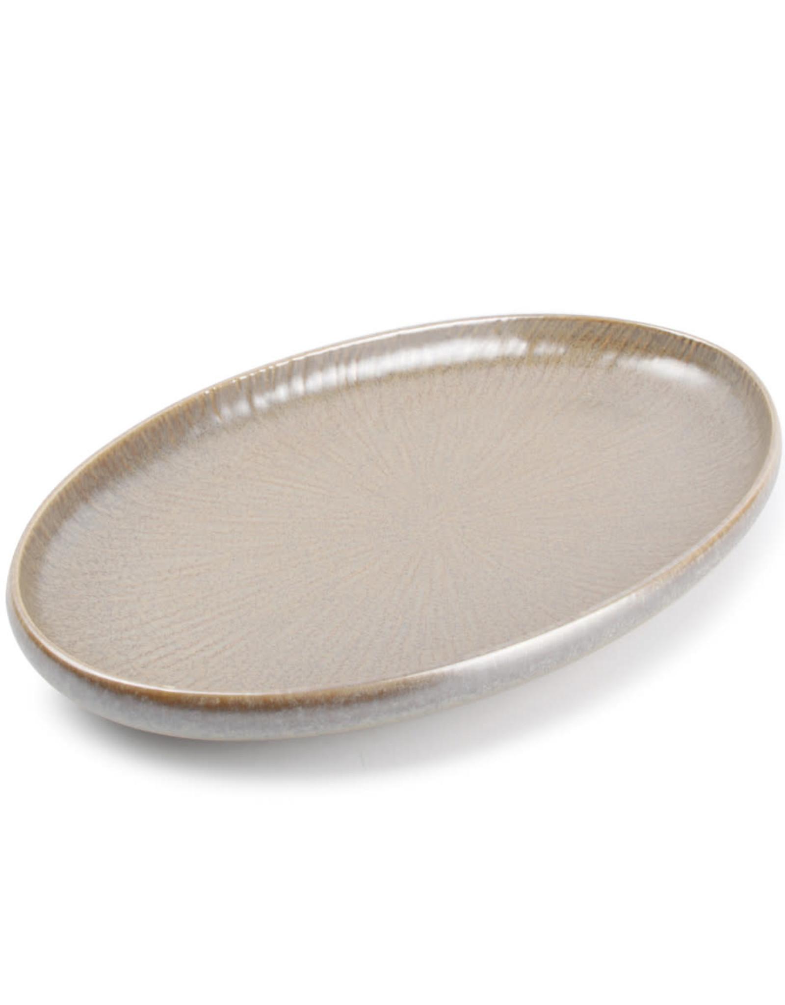 Serveerschaal Pearl 35,5 x 22 cm