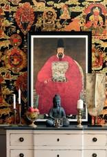 Mind the Gap Framed Art 120 x 80 cm - Ancestor Portrait