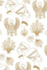 Servetten 33x33 cm - Gold of Egypt