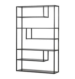 Wandkast/Boekenrek B120 cm - Less is more