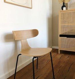 Houten stoel Form - naturel