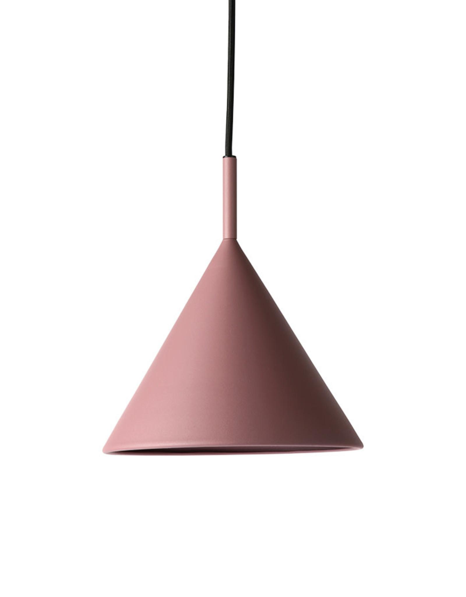 HK Living Hanglamp Triangle - Mat Purple