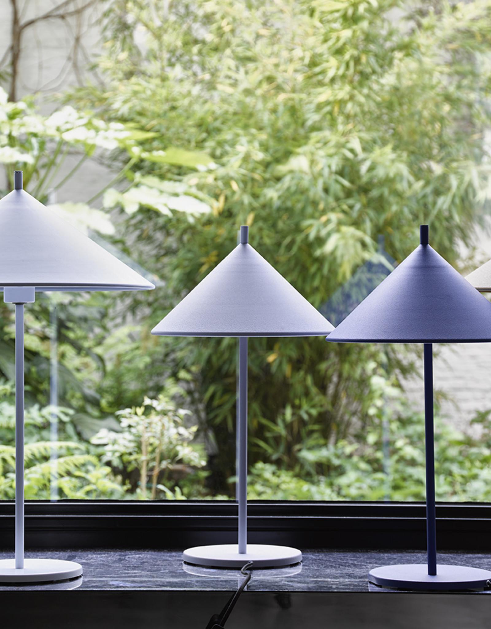 HK Living Triangle Tafellamp - Lila