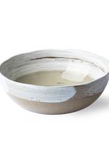 HK Living Noodle Bowl Brushed 17,8 cm