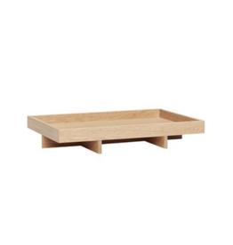 Hübsch Tray Oak 46 cm