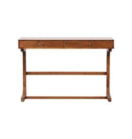 Bureau - Vintage stijl in acaciahout