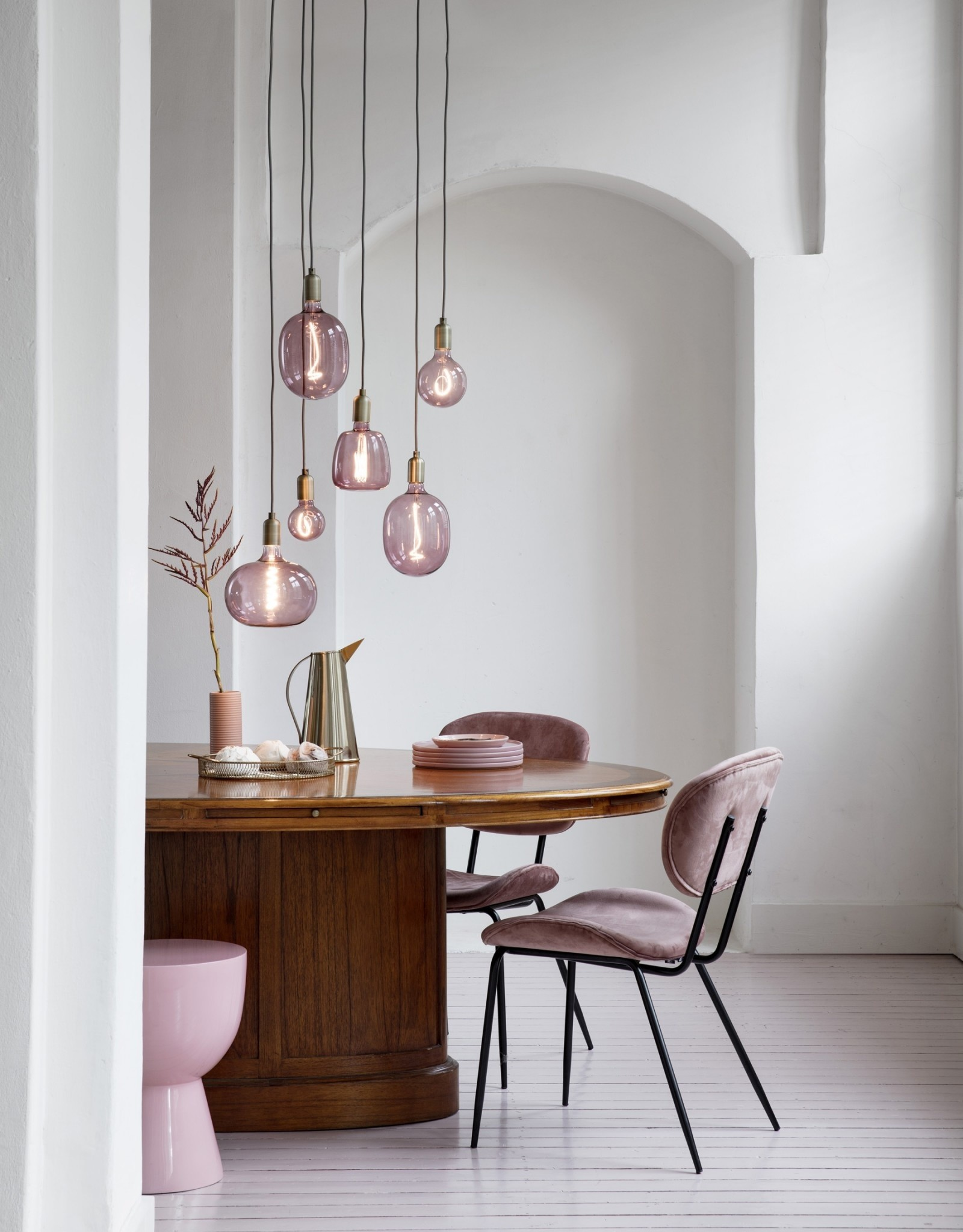 Lichtbron Pink - Avesta