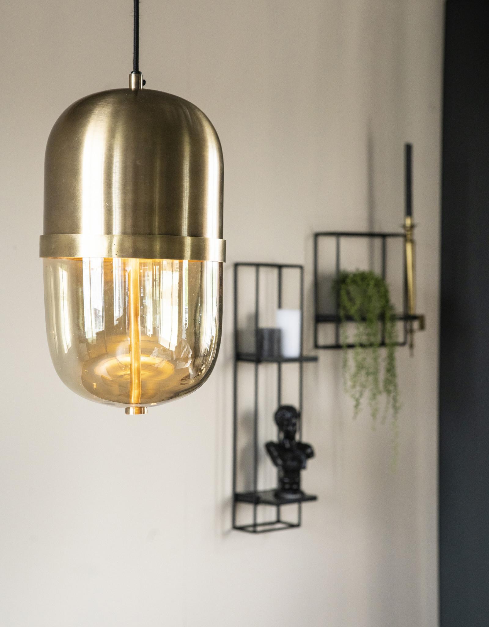 Hanglamp Maverick - gold