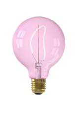 Lichtbron Pink - Globe