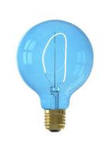 Lichtbron LED Sapphire Blue- Globe