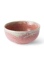 HK Living Bowl Rustic Pink 11 cm