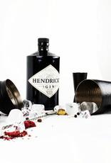 Cocktail Maatbeker 3/6 ml - Black Hammered