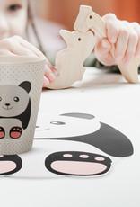 Servies Bamboo - Panda