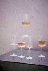 Wijnglas (set v 4) - Trapezium