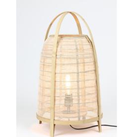 Tafellamp Lantaarn natural
