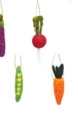 Kersthanger Vilt set v  4 - Mini Veggies