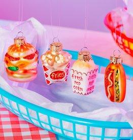 Kersthanger set v 4 - Fast Food
