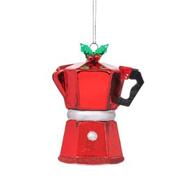 Kersthanger - Coffee Pot