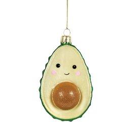 Kersthanger - Happy Avocado