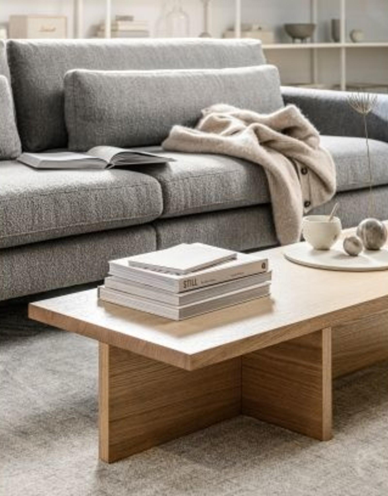 vtwonen Zetel Hang out 4-zit bouclé stof (4 kleuren)