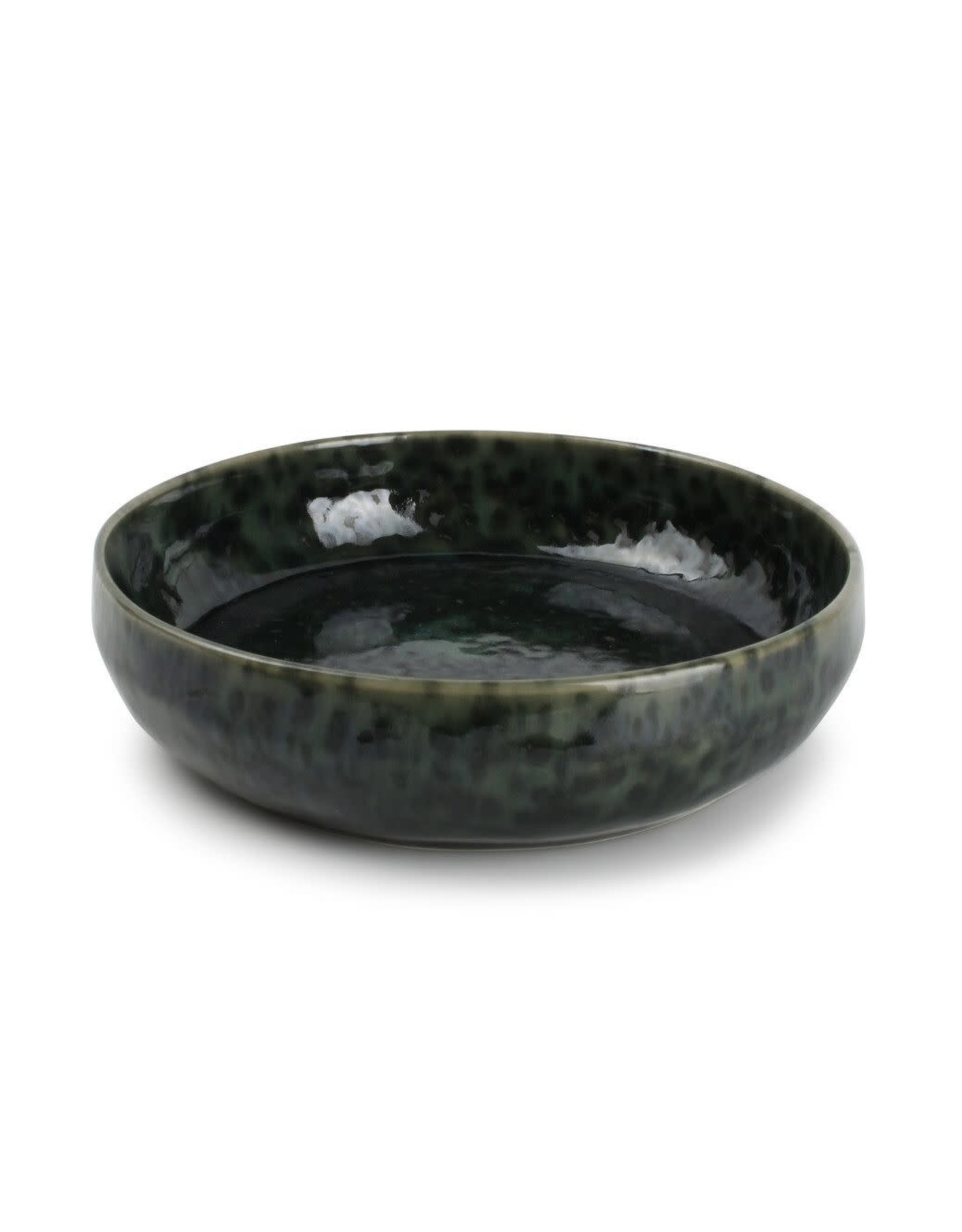 Diep bord/Kom Ø22 cm - Primal Green