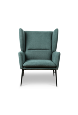 Fauteuil 'The Reader' - Forest Green