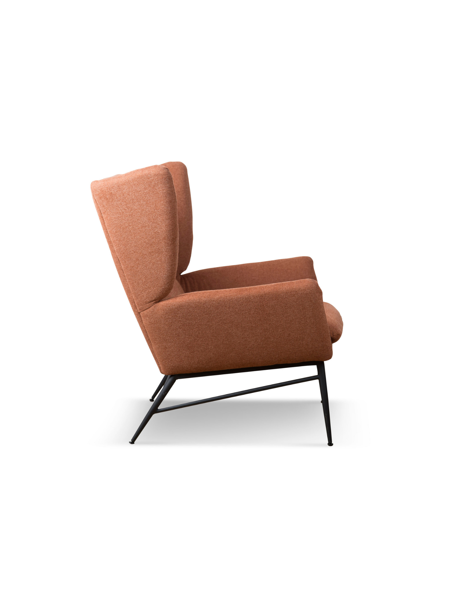 Fauteuil 'The Reader' - Copper
